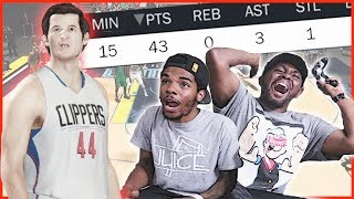 PUTTING THE TEAM ON HIS BACK! HE'S SCORING ALL THE POINTS! - MyTeam Battles Ep.6