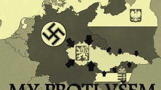 MY PROTI VŠEM - 1938 MOBILIZACE