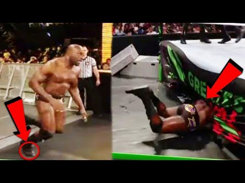 (15 Mistakes) In WWE Greatest Royal Rumble - Plenty Mistakes In \
