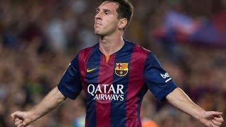 Messi 2014/15 Skills - King Of Dribbling
