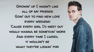 James TW   Right Into Your Love (Lyrics)