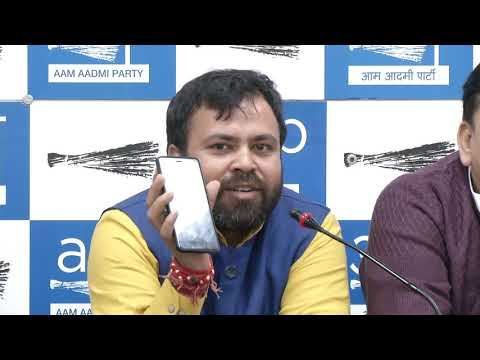 AAP Press Brief on False Claim of Congress on Model Town Office Bearer