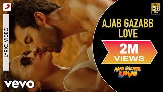 Ajab Gazabb Love Title Song Lyric Video - Jackky Bhagnani