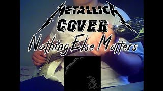 Metallica - Nothing Else Matters (cover by Dima Vlasov).