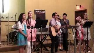 You're Beautiful and Glorious Day - People's Church of Montreal- Youth Group Chicago