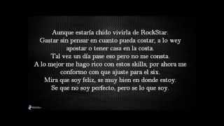 """Video thumbnail of """"Anexo Leiruk- Otro día más (LETRA)"""""""
