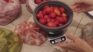Как обманывают овощники из Шымкента на ярмарке в Алматы.