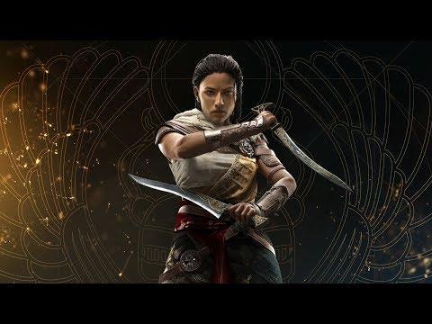 Assassin`s Creed. Origins прохождение (Сожженные подношения) Часть 34