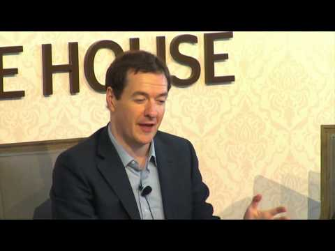 Coffee House: Tony Blair and George Osborne | Global Education & Skills Forum