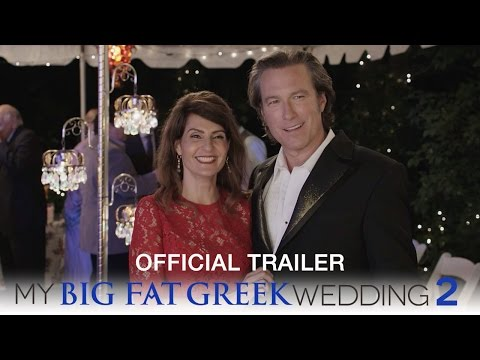 Another big Greek wedding in My Big Fat Greek Wedding 2