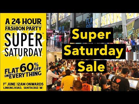 Super Saturday Sale    Vero Moda, ONLY, Jack & Jones   Mumbai 2019