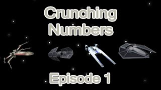 Crunching Numbers Eps. 1: Star Wars Squadrons