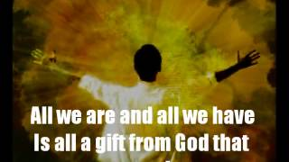 Made to Worship (Chris Tomlin w/ Lyrics) KCCC Worship