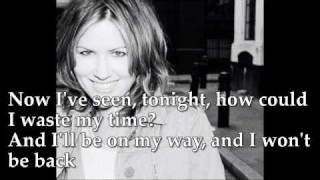 Dido - See You When You're 40 lyrics