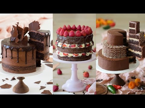 mp4 Cake Decoration By Chocolate, download Cake Decoration By Chocolate video klip Cake Decoration By Chocolate