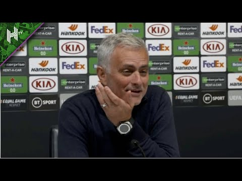 Son can be world class! | Burnley v Tottenham | Jose Mourinho press conference