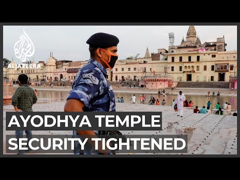 India: Modi to lay Ayodhya temple foundation to push Hindu agenda