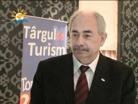 Interviu Martin Bikfalvi președinte ANAT zona nord-vest, Târgul Turistica, 25-27 martie, Cluj-Napoca