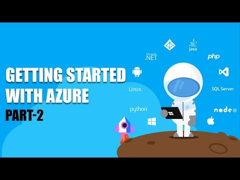 Getting Started With Azure | Part 2 | Eduonix