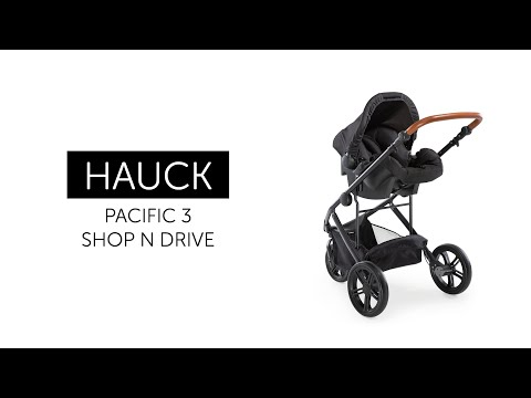 Hauck Pacific 3 Shop 'n Drive