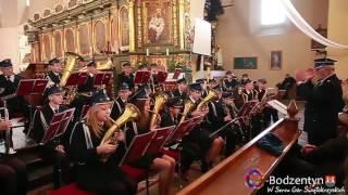Koncert Młodzieżowej Orkiestry Dętej z okazji Cecyliady w Bodzentynie