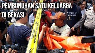 Pembunuhan Satu Keluarga di Bekasi, Tetangga Dengar Korban Bahas Uang dan Mobil