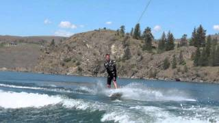Kali Wake Boarding