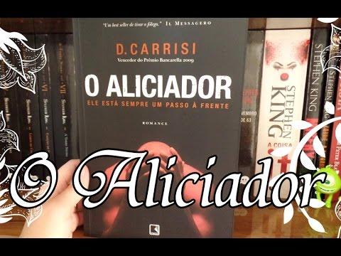 Livro - O Aliciador (Donato Carrisi)