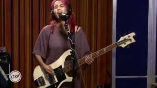 """Warpaint performing """"Disco//Very"""" Live on KCRW"""