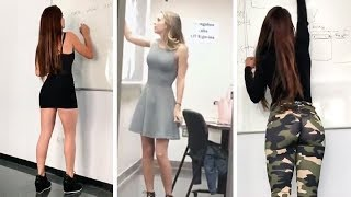 10 TEACHERS YOU WON'T BELIEVE EXIST