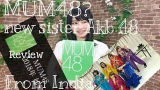 Review MUM48 (Mumbai,India) New sister group Akb48