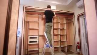 Шкаф купе своими руками