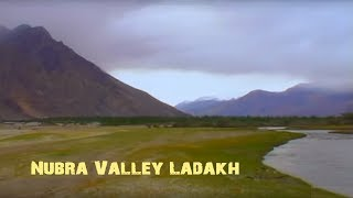 Inspiring Nubra Valley Ladakh