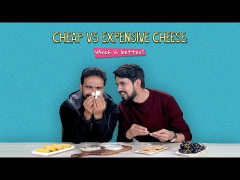 Cheap Vs Expensive Cheese: Which Is Better?   Ok Tested