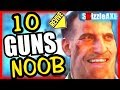 10 GUNS NOOBS THINK ARE Good - ARE YOU A NOOB? (10 Weapons Call of Duty ...