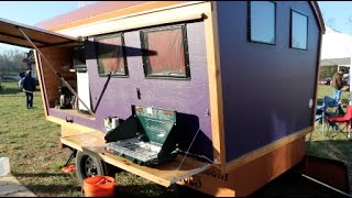 Seeing the Gypsy Tiny House in Use!