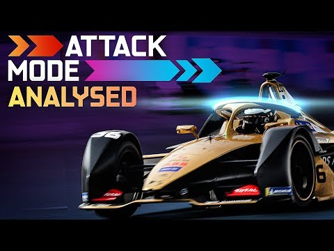 ATTACK MODE Analysed: How Teams & Drivers Used ATTACK MODE