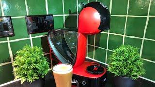How to use De Longhi ® INFINISSIMA Nescafé ® Dolce Gusto ®  Coffee ☕️  Machine