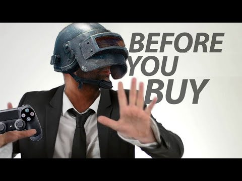PlayerUnknown's Battlegrounds (PS4) - Before You Buy