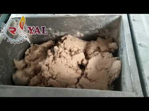 Papad Atta Dough Mixer and Extruder Machine