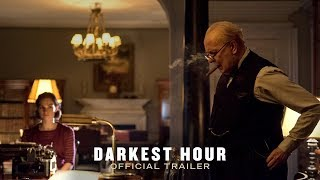 DARKEST HOUR - Official Trailer 2 [HD] - In Select Theaters November 22nd - Video Youtube