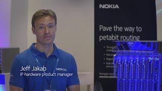 Introducing the Nokia 7750 SR-s platform
