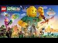 Je crée une ville | Lego Worlds #0