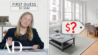 Amateurs & Experts Guess How Much A NYC Condo With A Private Terrace Costs | Architectural Digest
