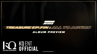 ATEEZ(에이티즈)   [TREASURE EP.FIN : All To Action] Preview