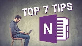 7 Tips to Get More Out of OneNote