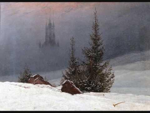 """Schubert - Winterreise - """"Rast"""", Hans Hotter"""