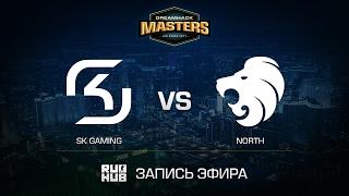 SK Gaming vs North - DH Las Vegas - map1 - de_cache [CrystalMay, Enkanis]
