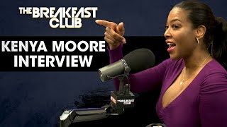 Kenya Moore Dishes On Phaedra Parks, Fake Love & Why She's Packing Heat