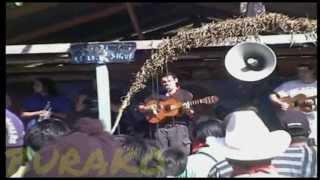 Manu Chao con el EZLN - La despedida